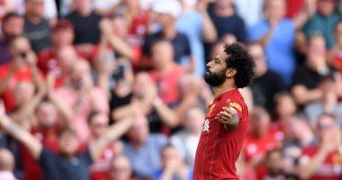 محمد صلاح يصل للثنائية الـ10 فى الدوري الإنجليزي مع ليفربول.. فيديو