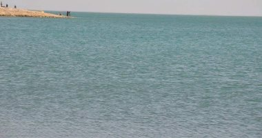صور.. بحيرات مفيض توشكى بالوادى الجديد تحوى 50 مليار متر مكعب مياه ولم تستغل