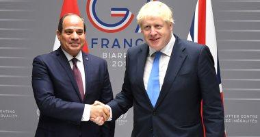%9.4 زيادة فى حجم التبادل التجارى بين مصر ولندن خلال 9 أشهر