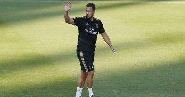 """تدريبات انفرادية لـ""""هازارد"""".. ريال مدريد يستعد لمواجهة فياريال"""