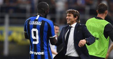 لوكاكو يقود تشكيل الإنتر ضد ساسولو فى الدوري الإيطالي