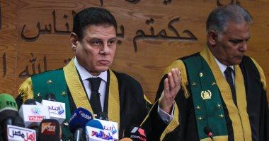 8 محطات بمحاكمة 23 متهما من قيادات الإخوان بقضية التخابر بعد مدها للحكم