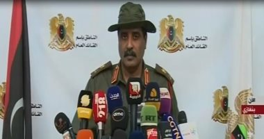 """المسمارى لـ""""نوفا"""": الجيش الليبى يسقط طائرة إيطالية بشمال ترهونة"""