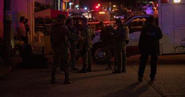 23 قتيلا على الأقل فى حريق بحانة بالمكسيك