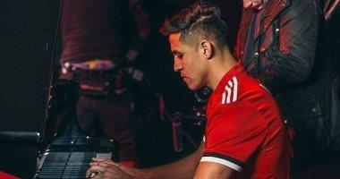 مانشستر يونايتد يدفع 6 ملايين إسترلينى راتبًا لـ سانشيز في الإنتر