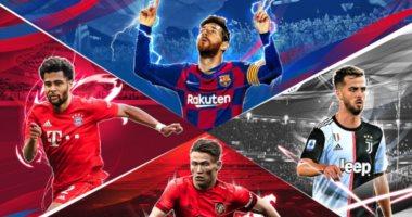 لعبة PES 2020 تصل لهواتف أندرويد وآيفون أكتوبر المقبل - اليوم السابع