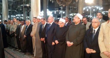 محافظ القاهرة يحضر احتفالية الأوقاف بمسجد الحسين