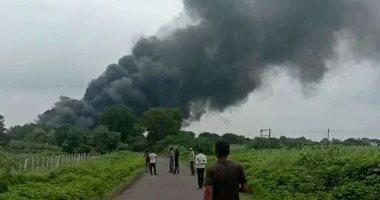 مصرع 6 أشخاص إثر انفجار مصنع للألعاب النارية فى الهند