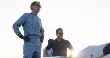 كريستيان بيل ومارك ويلبيرج فى بوسترات جديدة لـ فيلم Ford v Ferrari