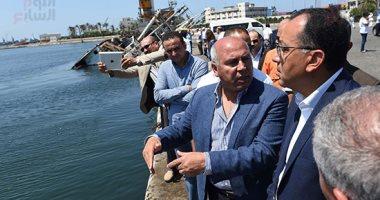 مدبولى: إعداد تصور لاستعادة المكانة السياحية للمنيا وعودة المراكب النيلية