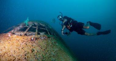 البحرين تختبر تجربة الغوص فى أكبر منتزه تحت الماء فى العالم