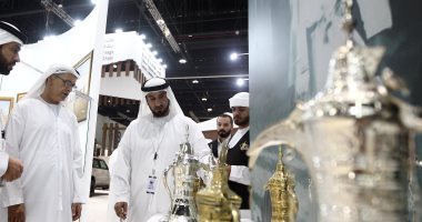"""لجنة إدارة المهرجانات والبرامج الثقافية والتراثية بأبوظبى تطلق مبادرة """"الدلة الإماراتية"""""""