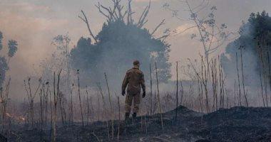 تفاصيل ارتفاع حرائق الأمازون فى البرازيل دون توقف وسط تحذيرات بيئية