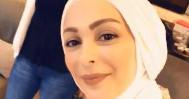 فيديو.. أمل حجازى بعد عودتها من السعودية: شكراً للأصحاب على تهنئتكم لى بالحج