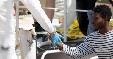 إيقاف 85 مهاجرًا وإنقاذ 13 آخرين بالجزائر