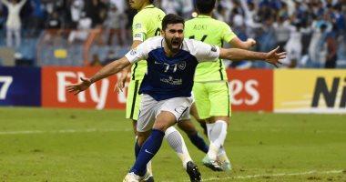 عمر خربين يدخل تاريخ كأس العالم للأندية فى مباراة الهلال والترجى