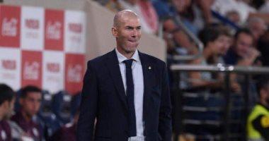هزيمة مايوركا تسجل إحصائية سلبية لزيدان مع ريال مدريد