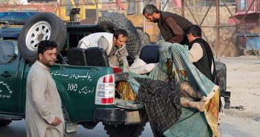 قتلى ومصابون وانهيار منازل واحتراق سيارات فى انفجار سيارة ملغومة بكابول