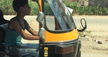شكوى من انتشار التوك توك بشوارع منيا القمح فى الشرقية
