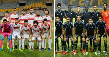 فيديو جراف.. الزمالك و بيراميدز  الأحد ببرج العرب فى نهائى كأس مصر