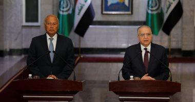 أبوالغيط : تضامن عربى كامل مع مصر فى حماية أمنهما المائى