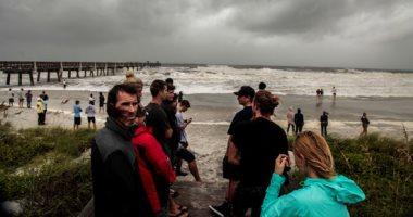 إعصار دوريان يجتاح ساحل كندا على المحيط الأطلسى ويقطع الكهرباء عن الآلاف