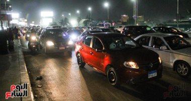 إغلاق كوبرى عباس باتجاه القاهرة لمدة 3 أيام للتطوير