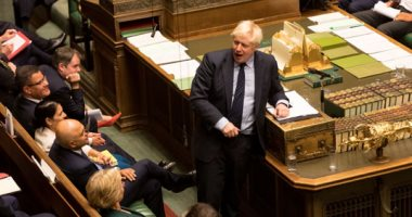 بوريس جونسون يقترح إجراء انتخابات مبكرة فى بريطانيا منتصف أكتوبر المقبل