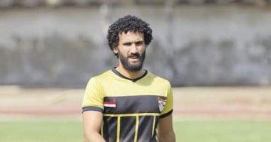 """باسم مرسى يسعى لترك """"دكة"""" الإنتاج الحربى بعد عودة الدورى"""