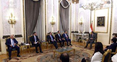 مدبولى: مصر تولى التعاون مع لبنان اهتماماً خاصاً ومستعدون لتقديم ما لدينا من خبرات