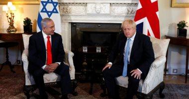 رئيسا وزراء بريطانيا وإسرائيل يتفقان على ضرورة منع إيران من امتلاك سلاح نووى