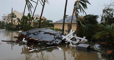 ارتفاع حصيلة قتلى إعصار دوريان فى جزر البهاما لـ 50 قتيلا