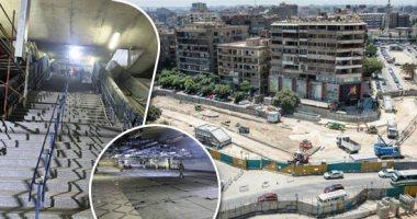 فيديو معلوماتى..10معلومات عن محطة مترو هليوبوليس الأكبر بأفريقيا والشرق الأوسط