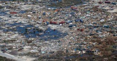 برنامج الأغذية العالمى يحذر من تدهور الأوضاع فى البهاما بعد إعصار دوريان