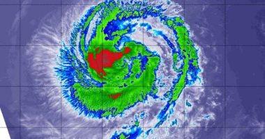 ناسا تلتقط قوة إعصار جولييت من الداخل وتؤكد: أصبح أضعف