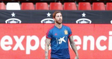 أرقام قياسية تنتظر راموس فى مباراة إسبانيا ضد جزر فارو بتصفيات اليورو