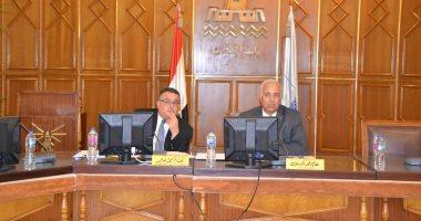 رئيس جامعة الإسكندرية يشدد على الانتهاء من الجداول الدراسية قبل بداية العام الدراسى