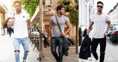 التيشيرت البيزيك والقميص هما الحل..قاموس أزياء شباب الجامعة لإطلالة أنيقة