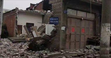 مصرع شخص وإصابة 29 آخرين فى زلزال بمقاطعة سيتشوان بالصين