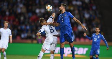 مانشينى يعلن التشكيل الرسمى لمنتخب إيطاليا ضد اليونان