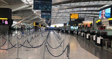 أضخم مطار أوروبى يُغلق أحد مبانيه لقلة المسافرين بسبب جائحة كورونا