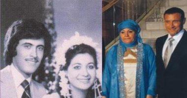 شاهد.. تداول صورة لزوجة كاظم الساهر الأولى فى حفل زفاف نجله