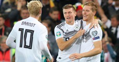 التشكيل الرسمي لمباراة ألمانيا ضد الأرجنتين الودية