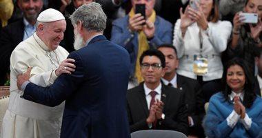 """البابا فرنسيس يزور """"المدينة المعجزة"""" فى مدغشقر"""
