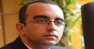 تكليف المهندس أحمد عصام للقيام بأعمال محافظ الإسماعيلية