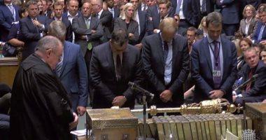صور.. البرلمان البريطانى يرفض طلب بوريس جونسون بإجراء انتخابات مبكرة
