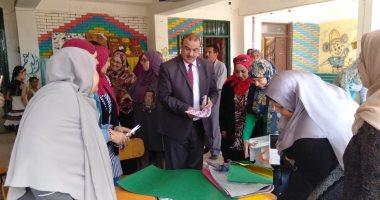 تعليم القليوبية: الانتهاء من توسعة وإنشاء 34 مدرسة ودوريات بمحيط مدارس البنات