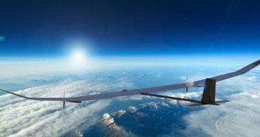 طائرة بالطاقة الشمسية توفر شبكة 5G للمناطق النائية.. فيديو
