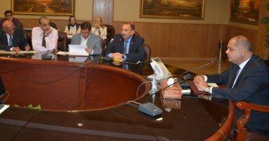 محافظ الغربية يلتقى مدير منظومة الشكاوى الحكومية بمجلس الوزراء