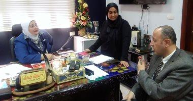 تعليم كفر الشيخ تستعد لحملة فيرس سى لطلاب الصف الأول الإعدادى